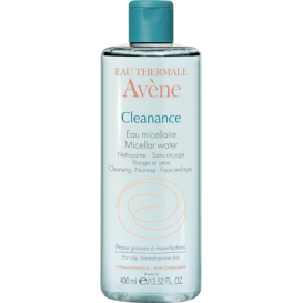 Avène Cleanance agua micelar 400ml