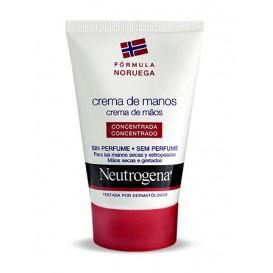 NEUTROGENA CREMA DE MANOS SIN PERFUME 50 ML