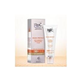 Roc soleil protect fluido anti arrugas spf 50+ 50ml