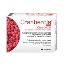 CRANBEROLA CIS-CONTROL 60 CÁPSULAS