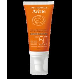 Avene Crema Coloreada SPF 50+ 50ml