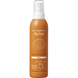 Avene Solar Spray SPF 50+ 200ml