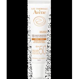 Avene Solar Crema Zonas Sensibles Pantallas Fisicas SPF 50+ 15 ml