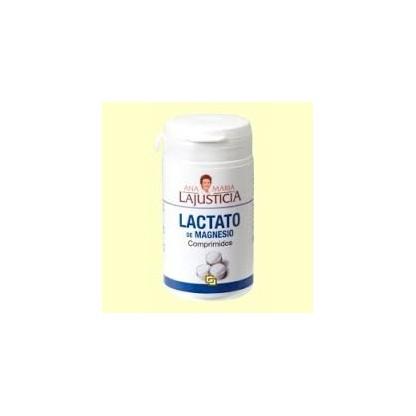 Lajusticia Lactato De Magnesio 109 comp