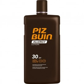 Piz buin locion allergy fps 30 proteccion alta 400ml