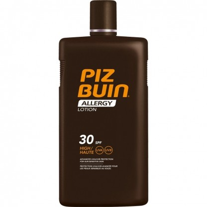 Piz buin locion allergy fps 30 proteccion alta 400ml