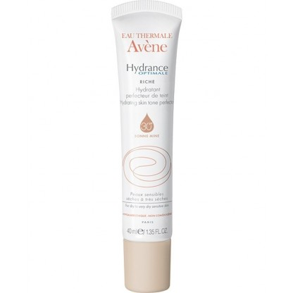 Avene Hydrance Optimale Enriquecida UV 40ml + regalo leche limpiadora 50ml