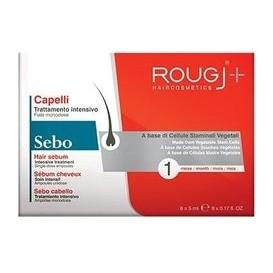 Rougj Sebo Tratamiento Cabello Antigrasa 1 Mes 8*5ml