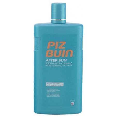 Piz buin after sun locion hidratante, calmante y refrescante 400ml