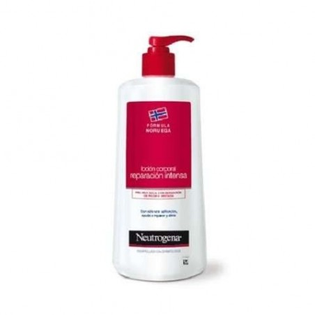 Neutrogena locion corporal reparacion intensa piel muy seca 750 ml