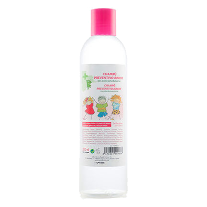 Rueda Farma Champú preventivo junior con aceite del arbol del te 300 ml