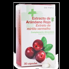 Rueda Farma Extracto de arándano rojo americano 30 capsulas