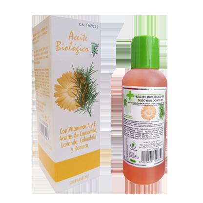 Rueda Farma Aceite Biológico  125 ml