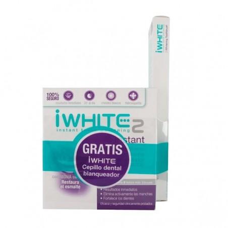 Iwhite Instant2 Pack Molde Dental 10 Unidades + Cepillo Blanqueador
