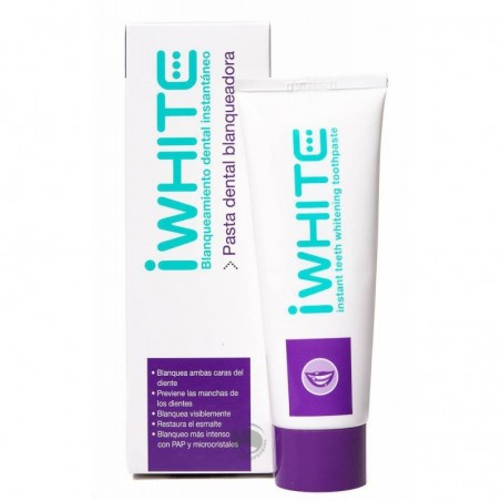 Iwhite pasta dental blanqueadora 75ml