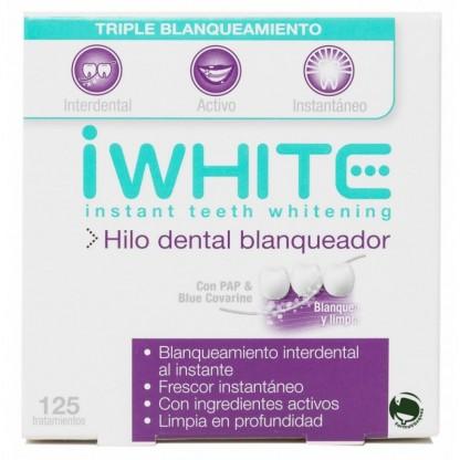 Iwhite hilo dental blanqueador 2,5m 1ud