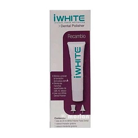 Iwhite Dental Polisher kit recambio