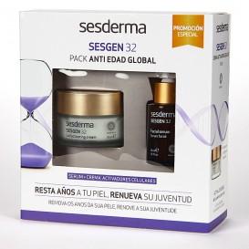 Sesderma Pack Sesgen 32 Crema 50ml +Serum activadores celulares 30ml