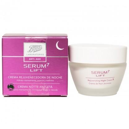 Serum7 Lift Crema Rejuvenecedora de Noche 50ml