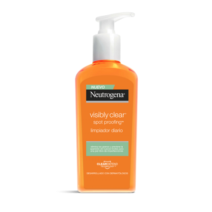 Neutrogena Visibly Clear® Spot Proofing™ Limpiador Diario 50ml