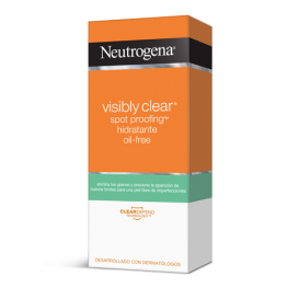 Neutrogena Visibly Clear Acné Hidratante Oil Free 50ml
