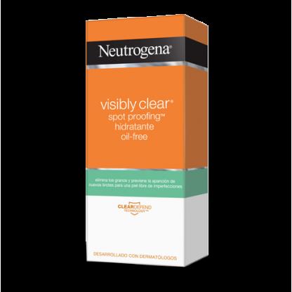 Neutrogena Visibly Clear Acné Hidratante Oil Free 50ml