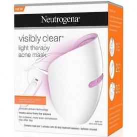 Neutrogena® Visibly Clear® Máscara de Fototerapia Anti acné