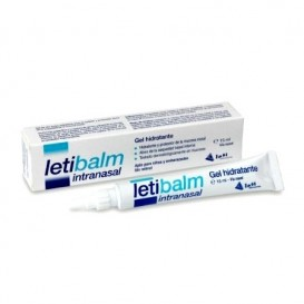 Letibalm Intranasal protect Gel hidratante 15 ml