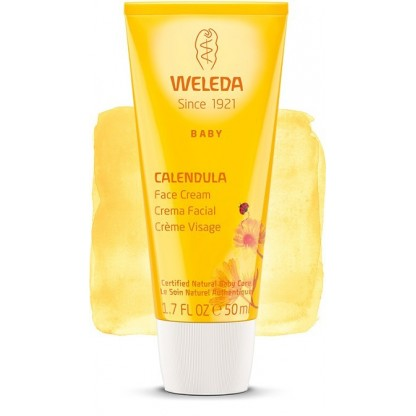 Weleda Crema Facial Bebe Calendula 50 ml