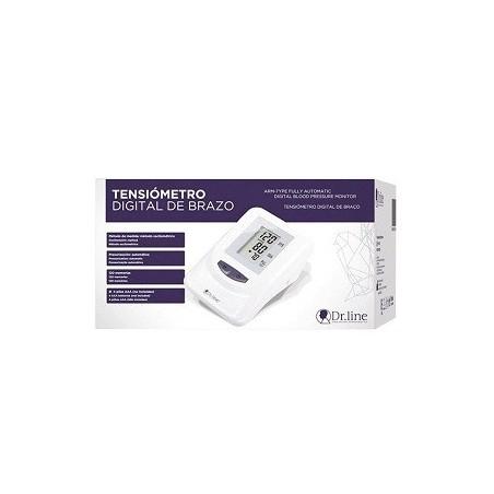 Tensiometro Digital de Brazo Dr.line