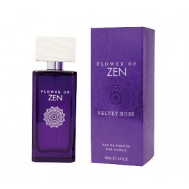 Flower of Zen Velvet Rose 100ml