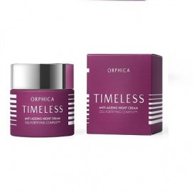 Timeless Crema de noche Anti-Ageing Orphica 50ml