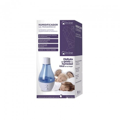 Humidificador Ultrasonido Dr Line