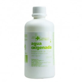 Rueda Farma Agua oxigenada 5 % 250 ml