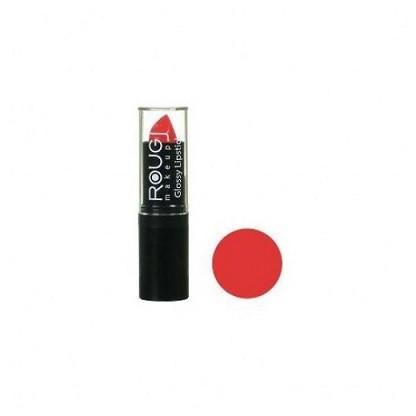 Rougj barra de labios glossy cereza