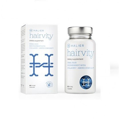 Hairvity Halier 60 Cap
