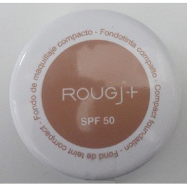 Rougj Solaire Compacto Spf +50 Natural 10ml