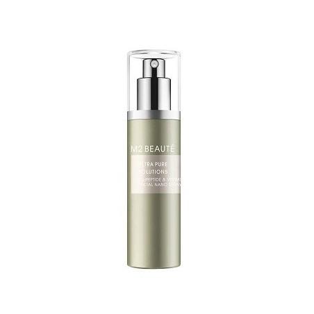 M2 Beaute Ultra Pure Solutions Facial Nano Spray Cu-Peptide & Vitamin B