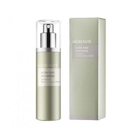 M2 Beaute Ultra Pure Solutions Facial Nano Spray Vitamin C