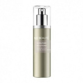 M2 Beaute Pearl & Gold Ultra Pure Solutions Facial Nano Spray 75ml