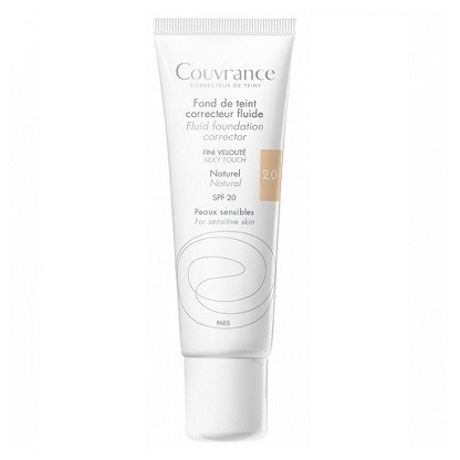 Avene Couvrance Maquillaje Fluido natural30ml