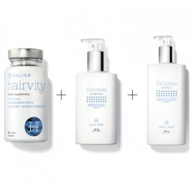 Colección Fortesse + Hairvity Mujer