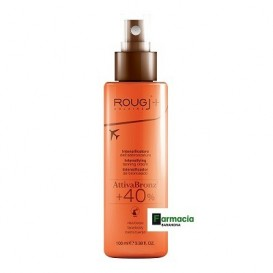 Rougj Attiva Bronz +40% intensificador del bronceado spray 100ml