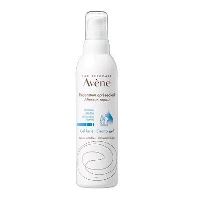 Avene Reparador After-sun gel-crema 200 ml