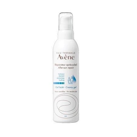 Avene Reparador After-sun gel-crema 200 ml