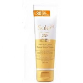 Boots Solei facial Crema Solar SPF50+ 50ml