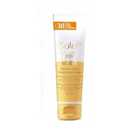 Boots Solei facial Crema Solar SPF30+ 50ml