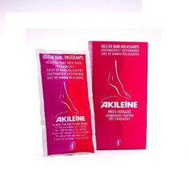 Akileïne Sales de Baño Relajantes  2 x 150 g