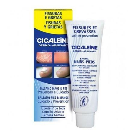 Akileïne® Cicaleine crema fisuras pies y manos 50ml