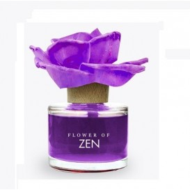 Perseida Ambientador Flower Of Zen Violet Rose 90 ml